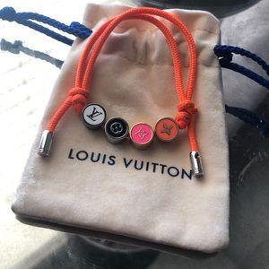 Louis Vuitton Colors Bracelet Beads